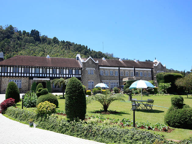 Hill Club in Nuwara Eliya