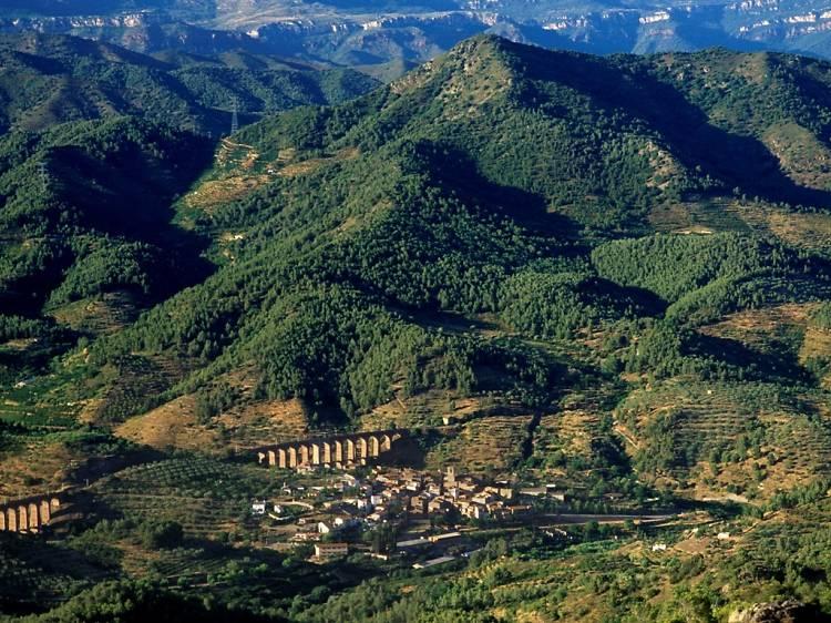 Tarda dia 2: la Serra de l'Argentera