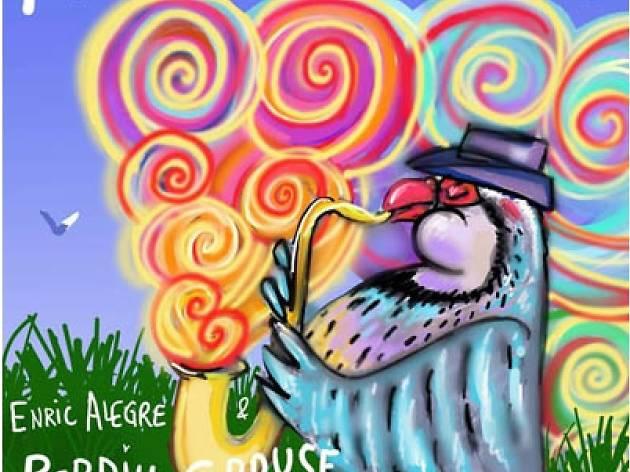Enric Alegre & Perdiu Grouse Brass Band presenta 'Aixecant el vol'