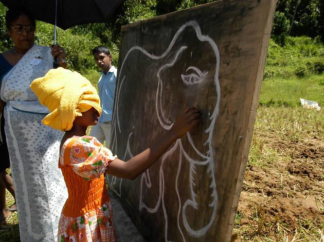 Avurudu games in Sri Lanka
