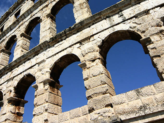 The culture vulture's guide to Pula