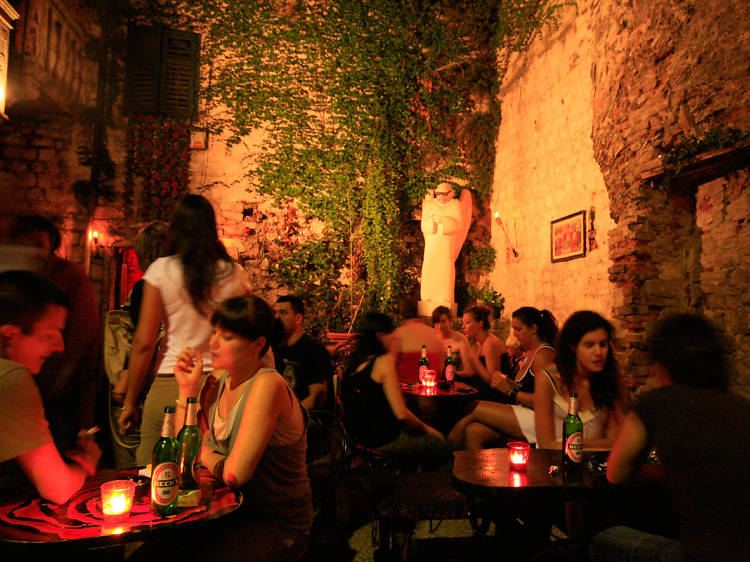 The best bars in Split