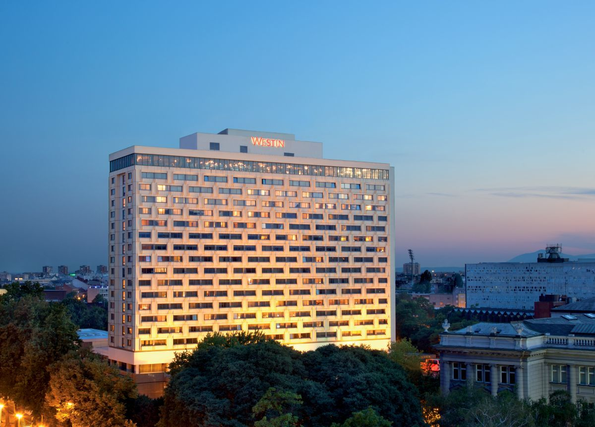Westin Zagreb