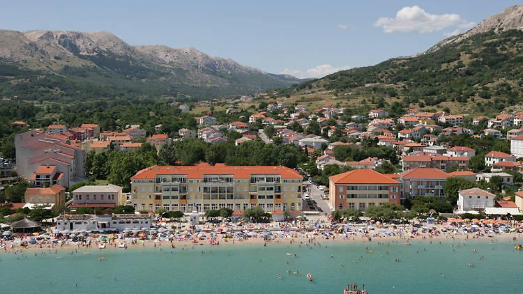 Atrium Residence Baška, hotels, kvarner, croatia