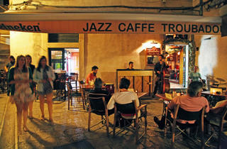 Hard Jazz Caffe Troubadour