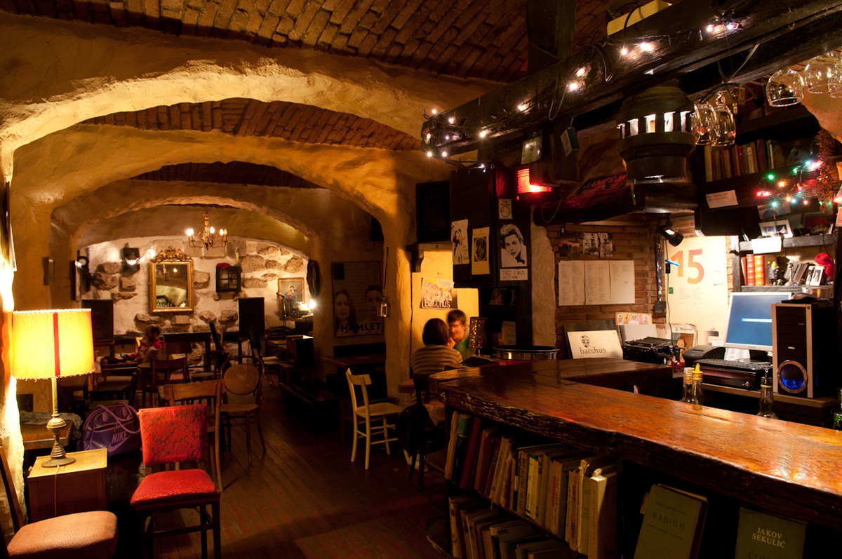12 incredibly cosy bars in Zagreb