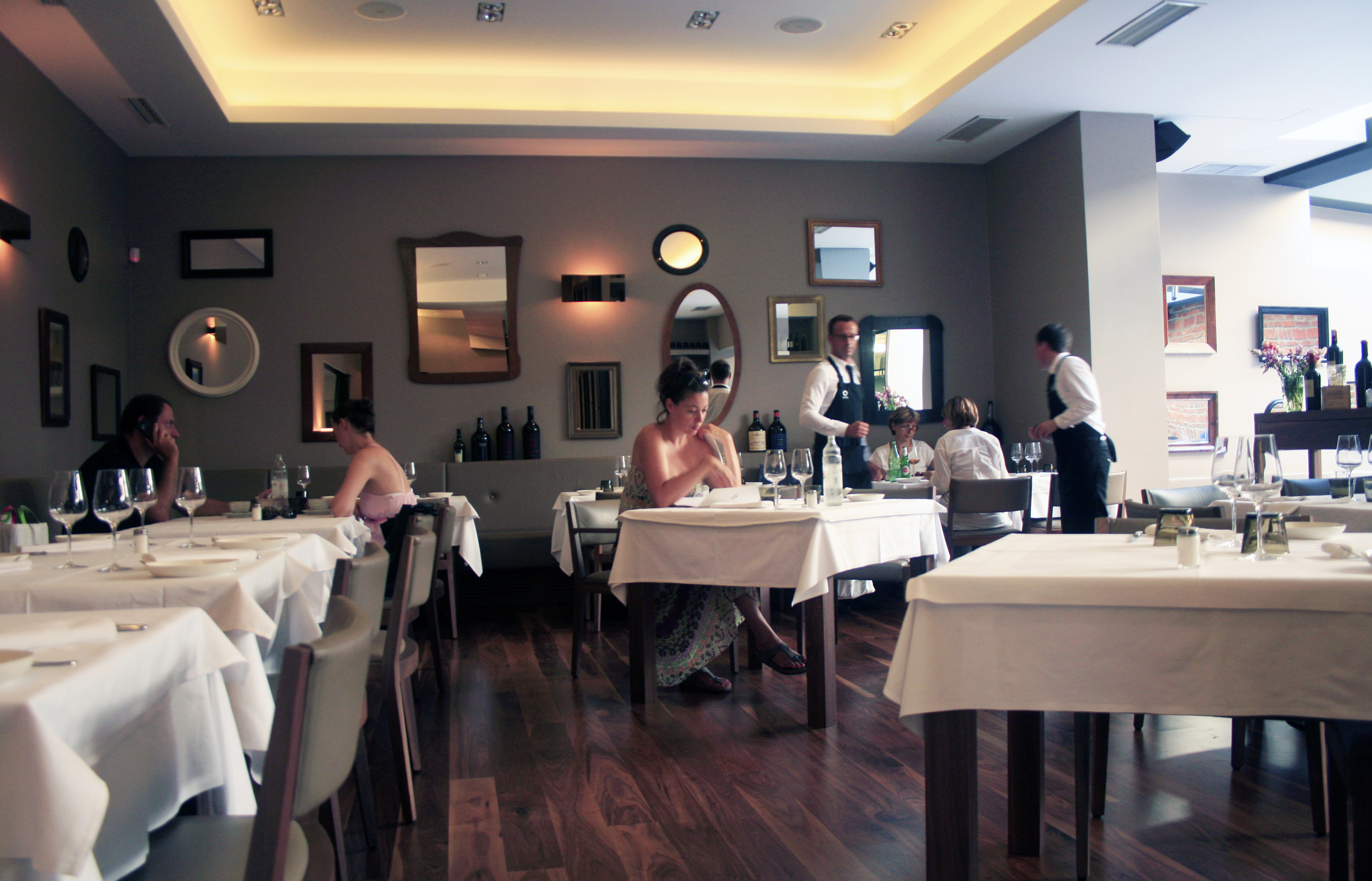 Zagreb restaurants restaurants time out croatia for Design hotel i restoran navis