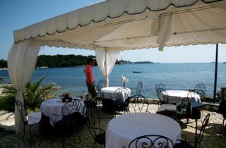Blu restaurant, Rovinj
