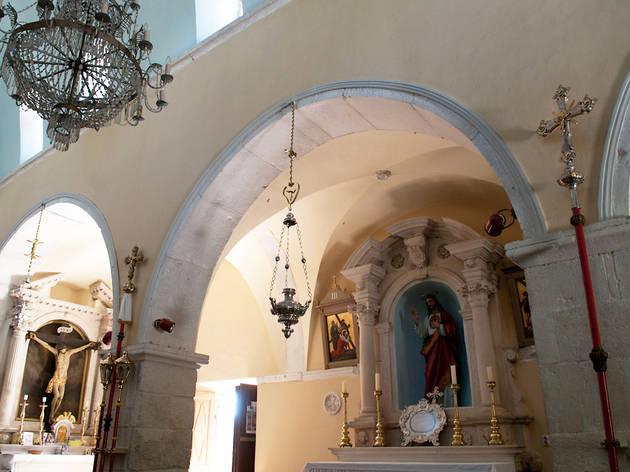 St Martins church, Zrnovo