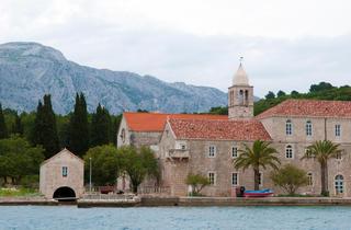 Badija monastery