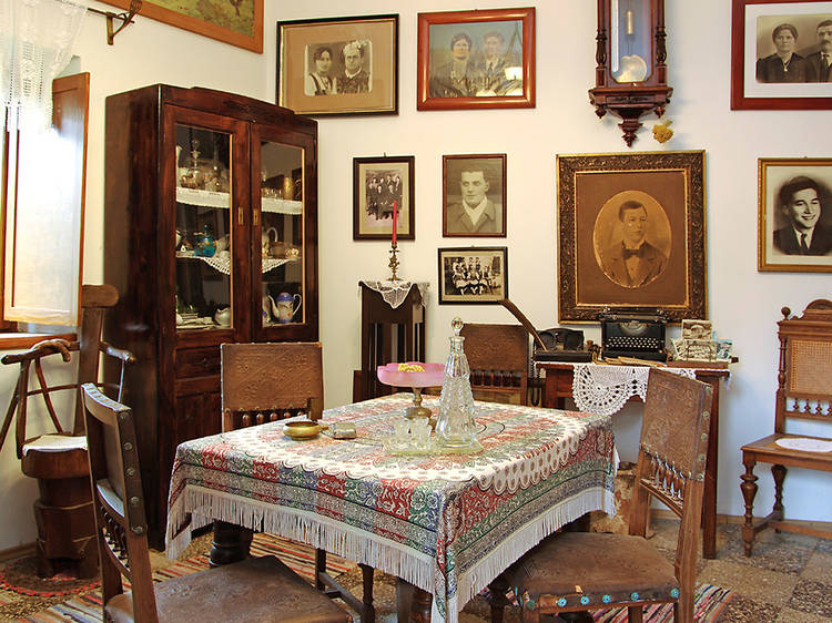 Ethnographic Collection