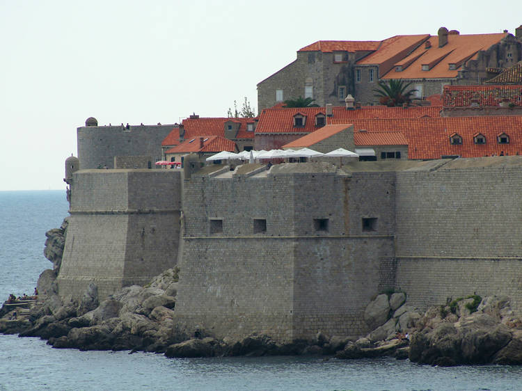 Day 1: city walls