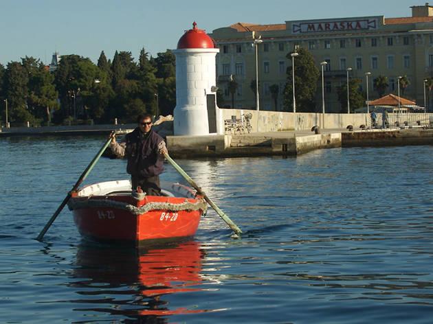 Zadar boatman