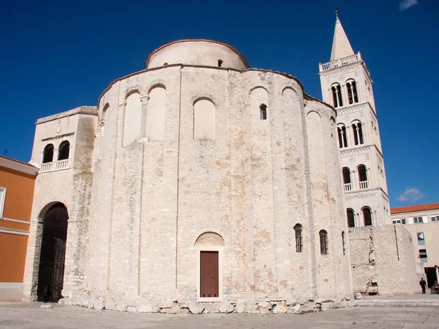 St Donat church, Zadar