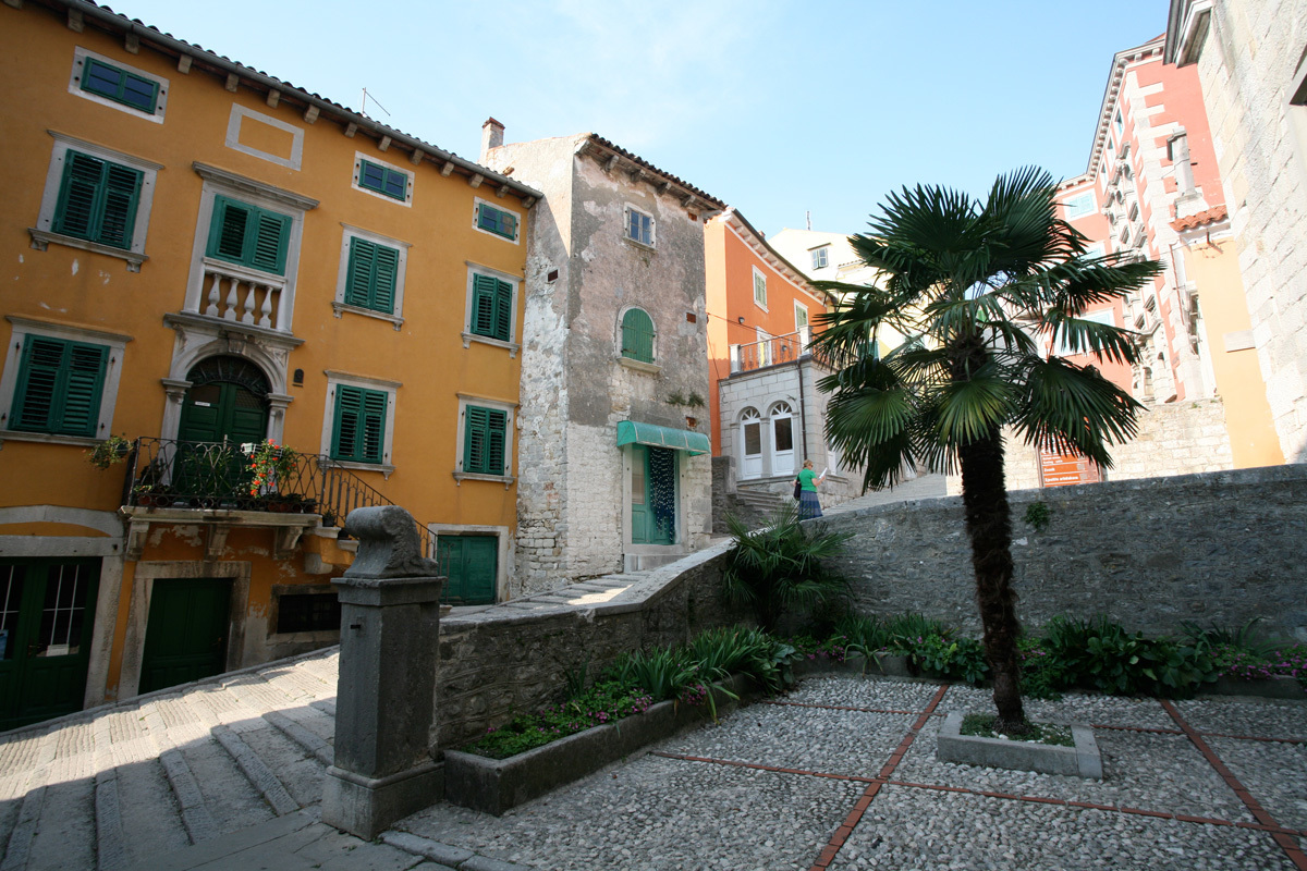 Take a day trip to Labin