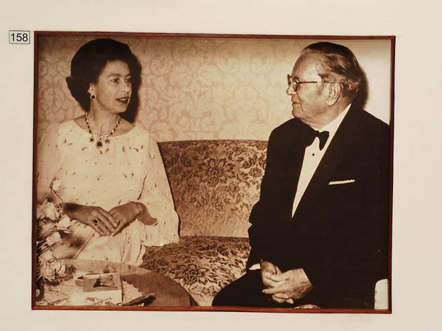 The Queen and Tito, Brijuni