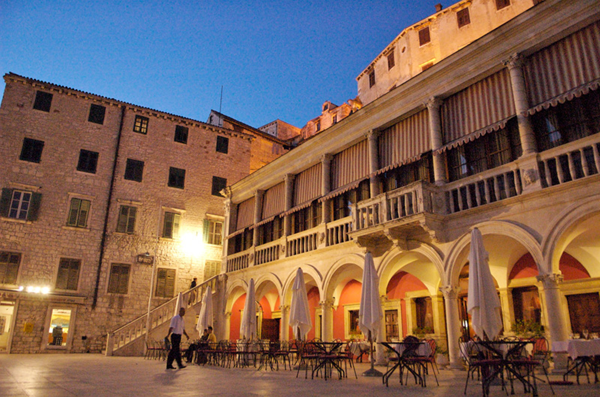 Šibenik nightlife guide