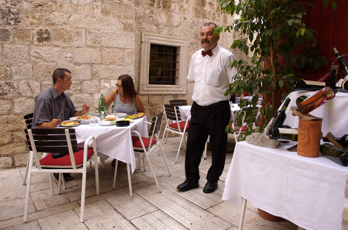 The best Trogir restaurants
