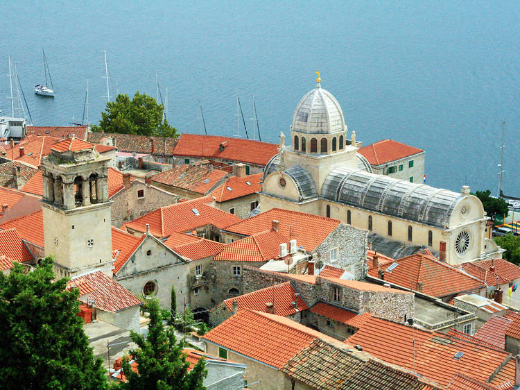 Unearth a city built by Croats
