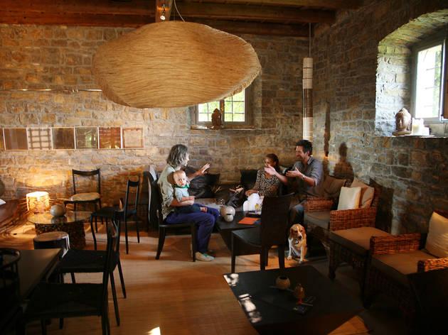 Kaya Energy Bar Restaurants In Istria Grožnjan