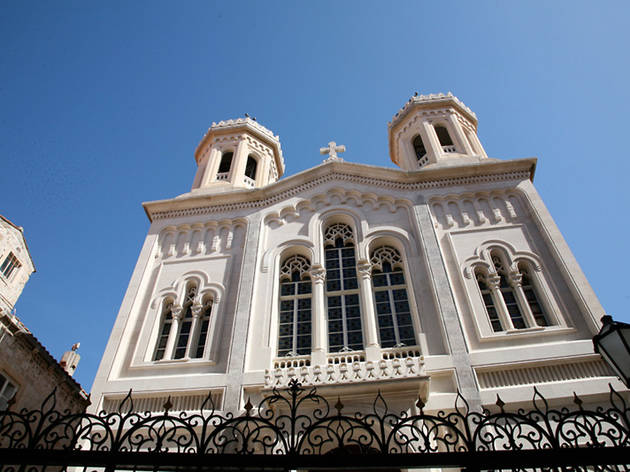 Orthodox Church & Icon Museum