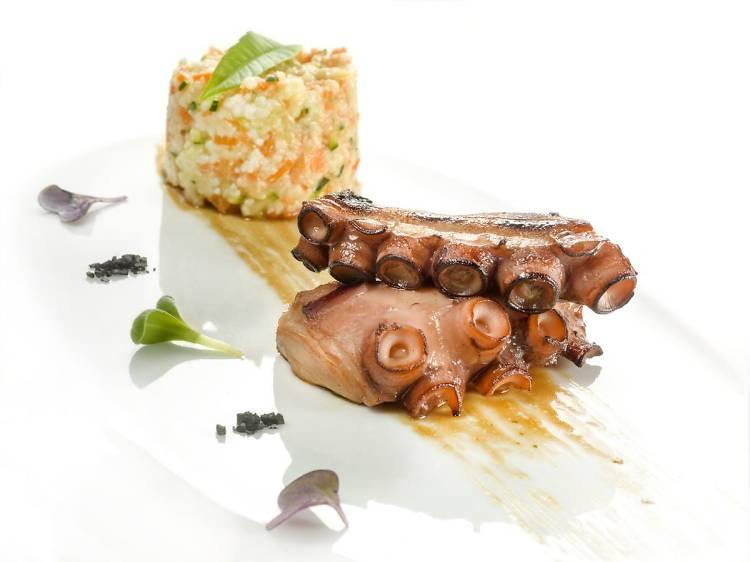 Opatija restaurant guide