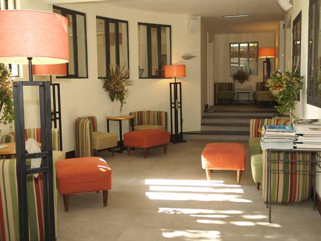 Boškinac hotel, Novalja
