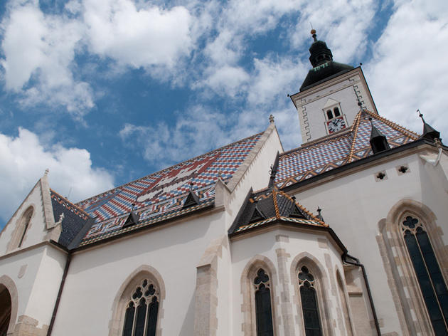 St Marks Church, Zagreb