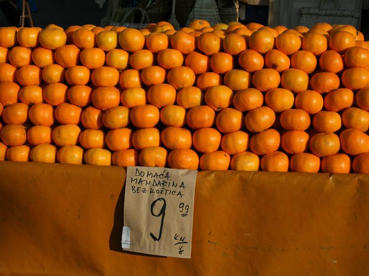 Dander round the daily market