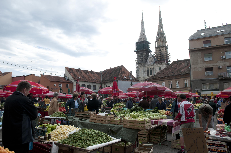 Dolac, Zagreb