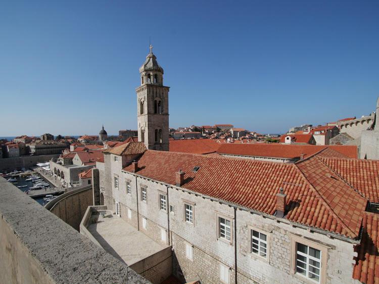 Explore the Dominican Monastery