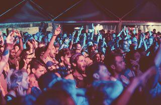 Dimensions night time crowd - credit Dan Medhurst