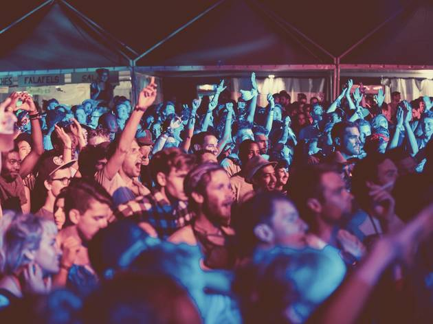 Dimensions night time crowd - credit Dan Medhurst
