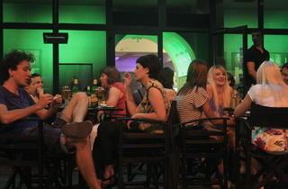 Kino Europa Café & Grapperia
