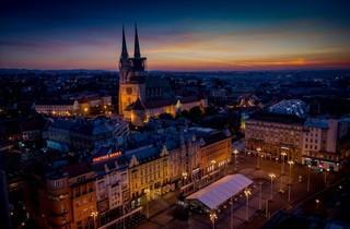 Zagreb Eye Viewpoint Bar