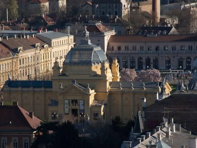 Zagreb Eye Viewpoint