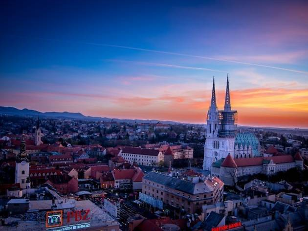 Zagreb Eye Viewpoint