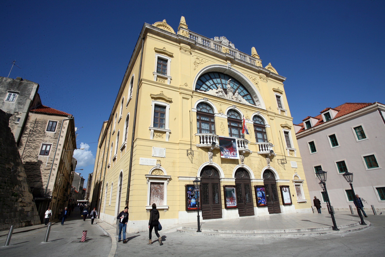 Croatian National Theatre • Split