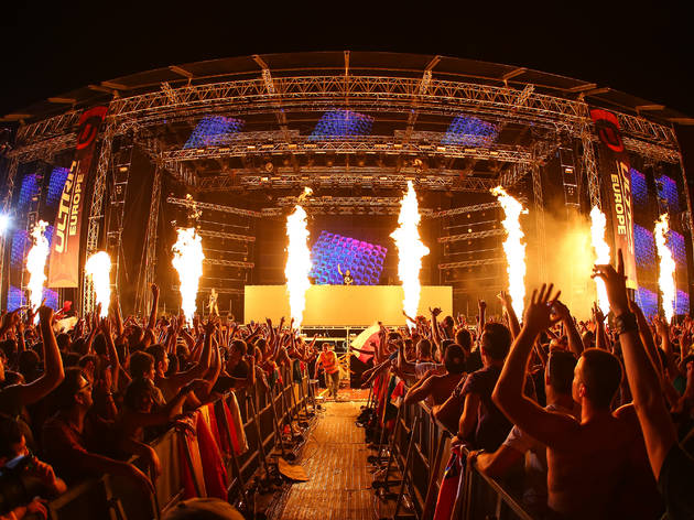 Steve Aoki, The Martinez Brothers, Seth Troxler and Jamie Jones added to Ultra Europe lineup