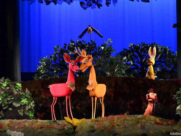 zagreb puppet theatre, theatre, zagreb, croatia
