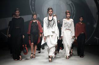 Etna Maar Fashion Show