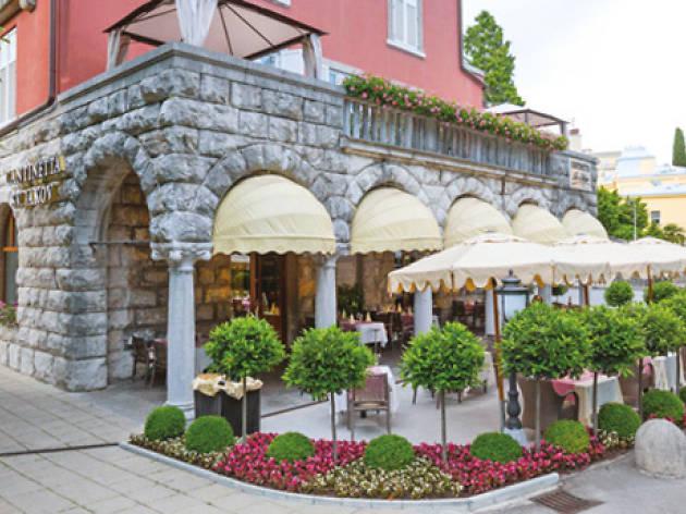 Restaurant Sveti Jakov Restaurants In Opatija Croatia