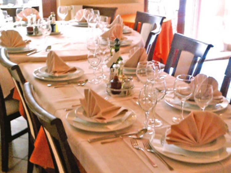 Restaurant Santa Lucia