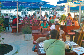 Capitano Restaurant & Pizzeria