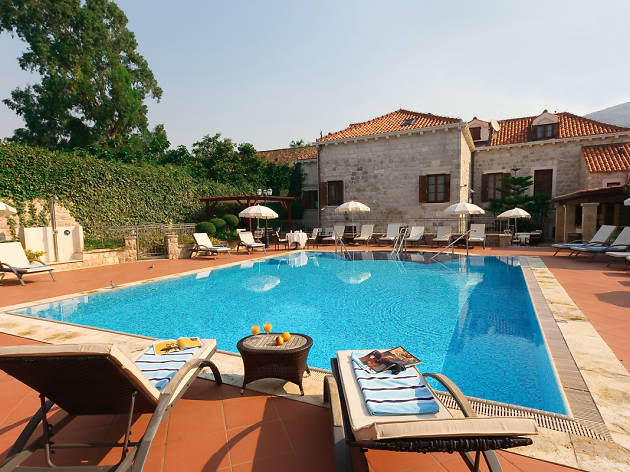 hotel kazbek, hotels, lapad, dubrovnik, dubrovnik riviera and islands, croatia