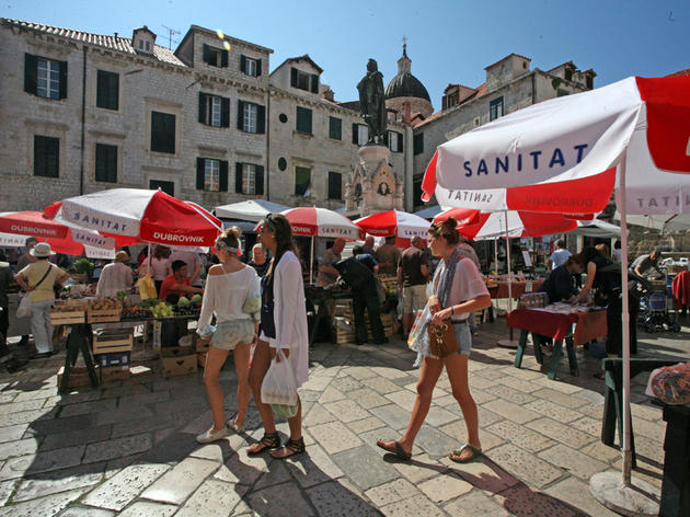 Where to shop in Dubrovnik