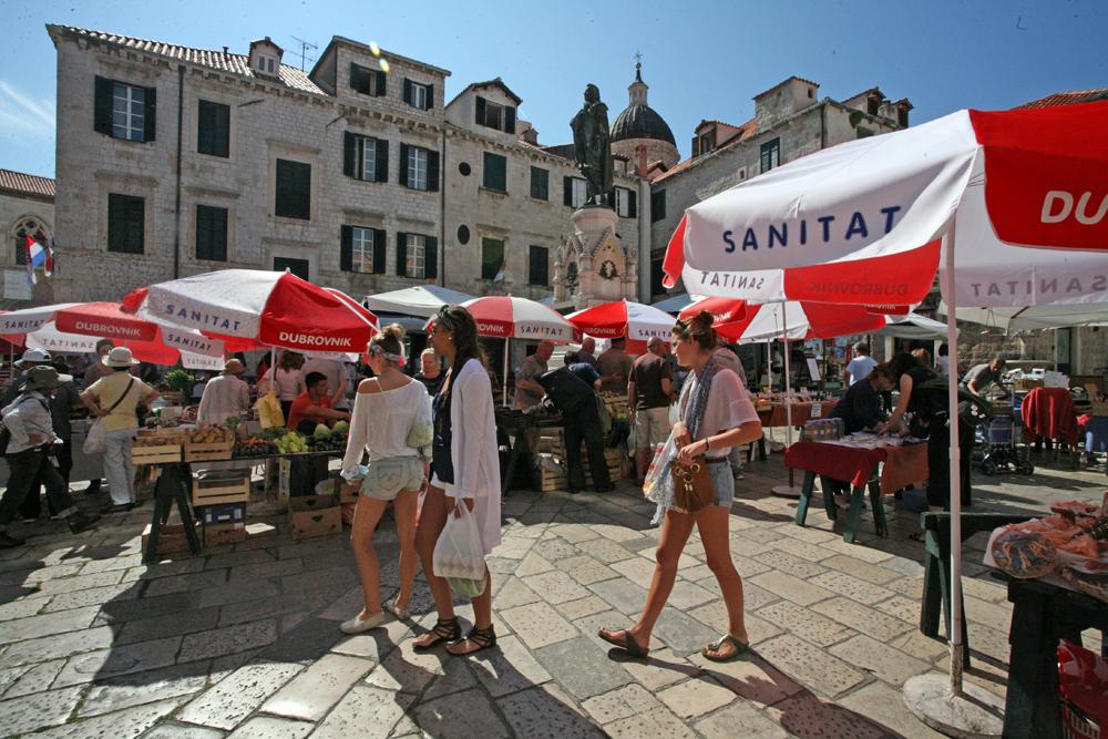 Dubrovnik shopping guide