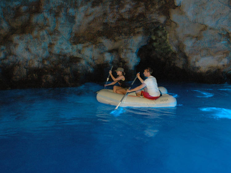Tour of Croatia's most famous islands