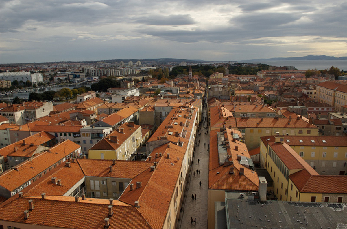 Zadar overview