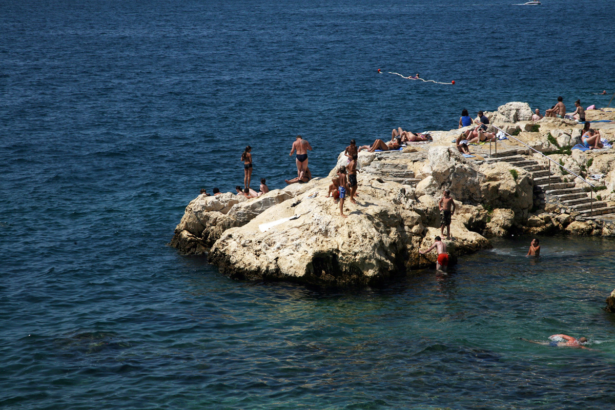 Rovinj beach guide